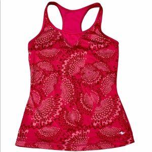 Women's Pink Sports Top XS